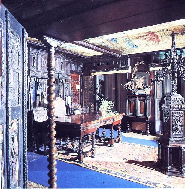 maison victor hugo guernesey. Black Bedroom Furniture Sets. Home Design Ideas